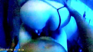 Herve fucked bareback again Sissy Mya Swallow