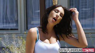 XXX Porn video - Broke College Girls Episode 1 August Ames C