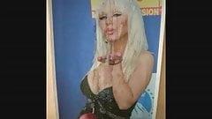 Christina Aguilera cumshot tribute