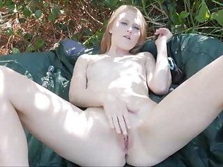 Lily Rader Gets Finger Her Pink Pussy