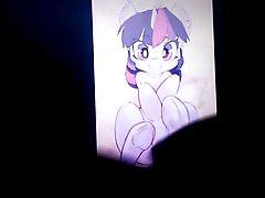 Twilight Sparkle Cum Tribute 3 - SOP #3