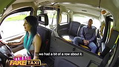 Female Fake Taxi Busty tattooed drivers ass fucked by Austra's Thumb