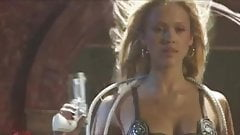 Jessica Alba -   sexy dance mix