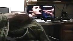 daddy cum enjoy a film