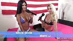 Shebang.TV - Sami J & Elicia Solis