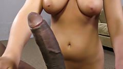 Britney Young Loves Black Cock