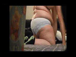 Hidden Cam of Married Slut Sucking my Cock