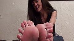 Foot Fetish Seduction