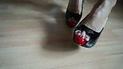 shoejob platform heels -