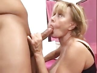 Big titty milf with younger man