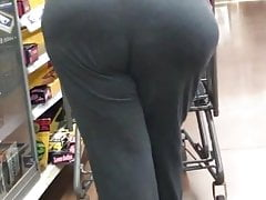 Monster big booty gilf p3
