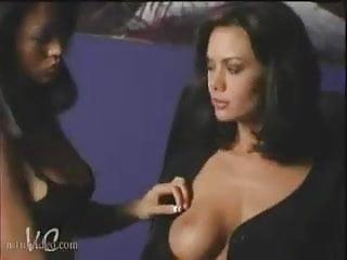 Nicole Oring And Crissy Moran Seducer By Night