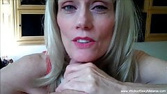 POV Blowjob With Amateur GILF