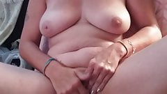 DONNA SELLS SOLO AND HORNY
