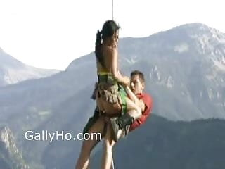Sex On A Rope!!!Unbelievable!!!Watch This!!!