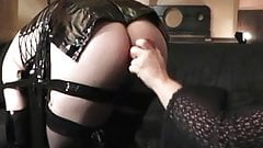 Kinky couple plays with T-Girls and Crossdressers