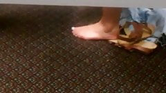 do you like spy on cute teenfeet changing clothes