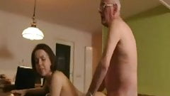 Cute Teen and Old Man 2