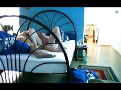 Orgasmus im Bett