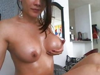 hot chick masturbates on webcam 7
