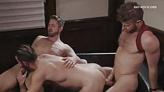 Brendan Patrick, Wesley Woods and Link Parker (ASO P1)