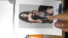 Gal Gatot Wonder Woman CumTribute