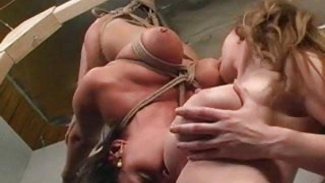 Painful pussy punishment