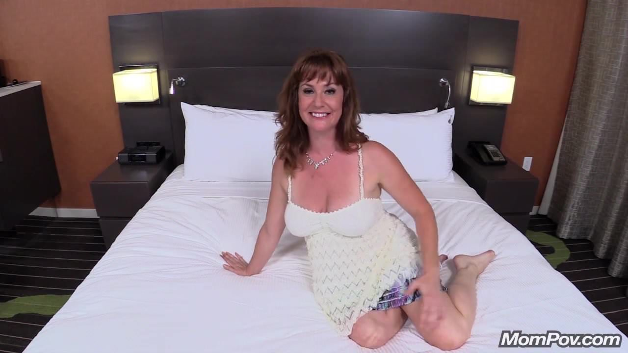 Horny swinger milf enjoys anal fucking pov-3775