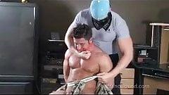 Power Man Priest Bondage
