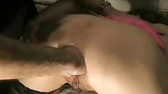Analfist Squirt German Slut