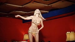 HUSH - vintage 60's go-go dancer beauty
