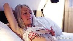 Yanks Tattooed Gina Cherie Exhausts Herself