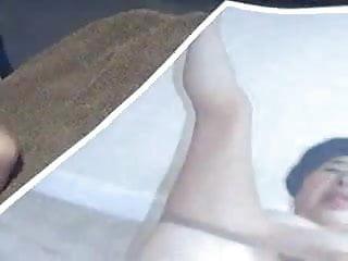Photo of gay hard man and dicks - Man masturbating over photo of mrs pat wong