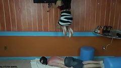 Trample and Jump Cruel Lady Stepany Girls Fetish Brazil