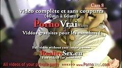 Camera espion en soiree privee ! French spycam60