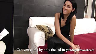 Straight Anal Fucking Interview Meg Magic
