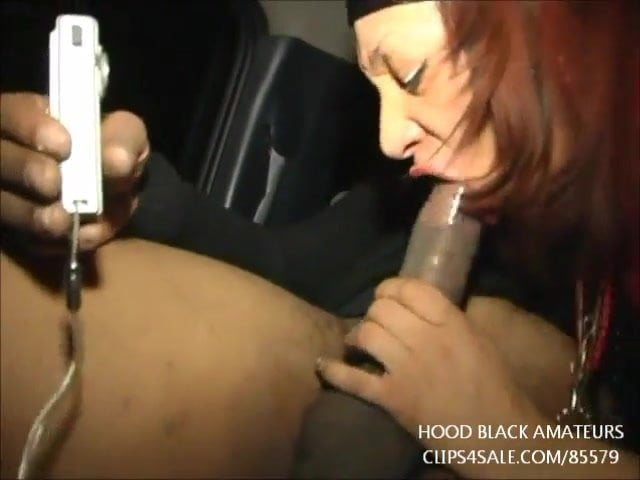 Hood Porn Black Slut Suck Dick In The Back Of A Car