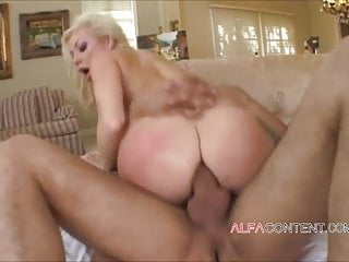 Naughty MILF enjoys brutal fuck and from ass to mouth