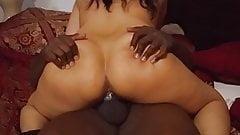 My Jamaican Bull fucking my Muslim Cunt