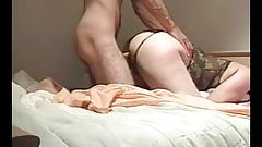 doggystyle with my gf big ass part.2