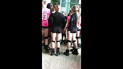 SEXYS asses SEXYS bodys on volleyball:-)