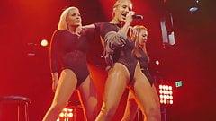 SEXY leotard in concert