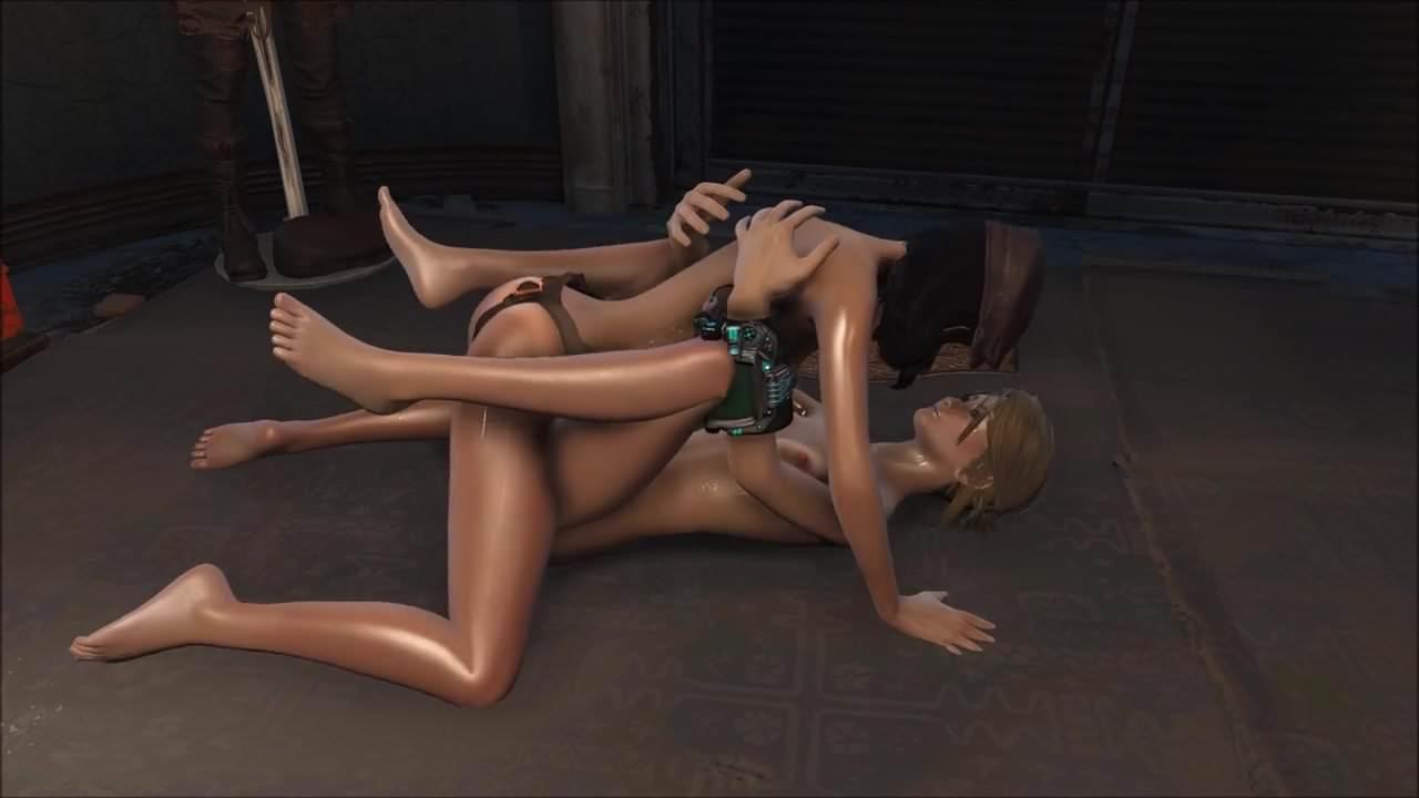 Fallout 4 katsu sex adventure chap12 doctor - 1 part 7