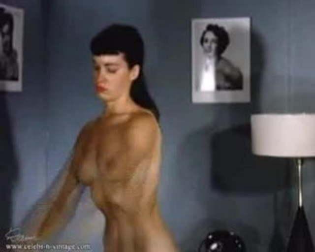bettie page porno