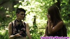 Cute teen hardfucked by maledoms cock