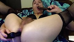 Sexy Logan Male Stripper Dildo Spit Roast Nice Ass