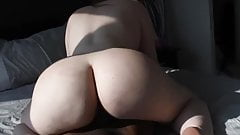 Pawg working bbc