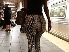 Beautiful Black Big Booty Babe