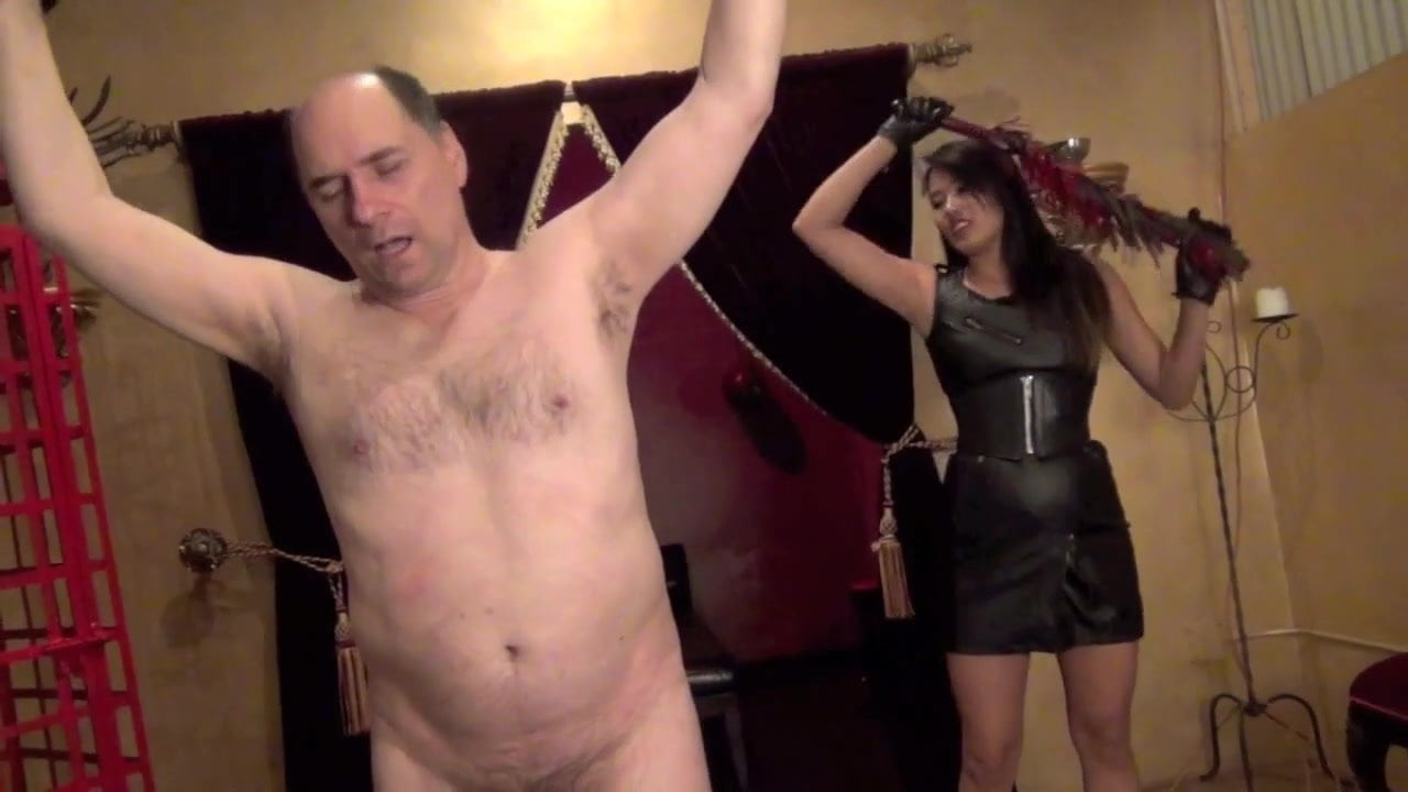 Male whipping femdom that would