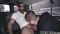 History! black gay bait bus think, that you